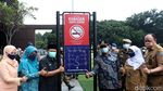 Sosialisasi Kawasan Tanpa Rokok di Bandung