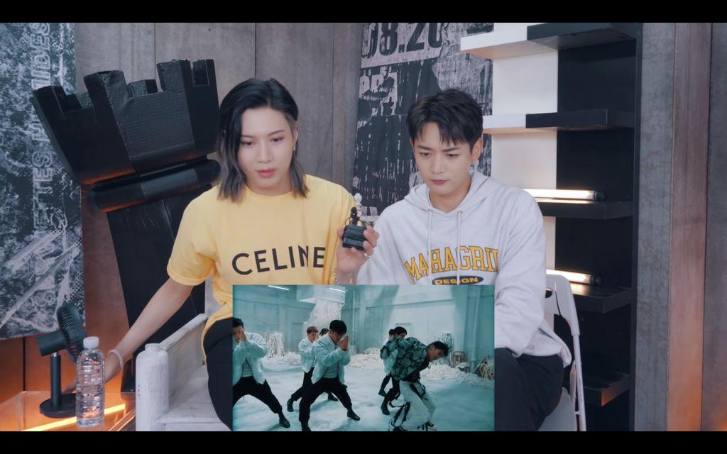 Taemin dan Minho SHINee