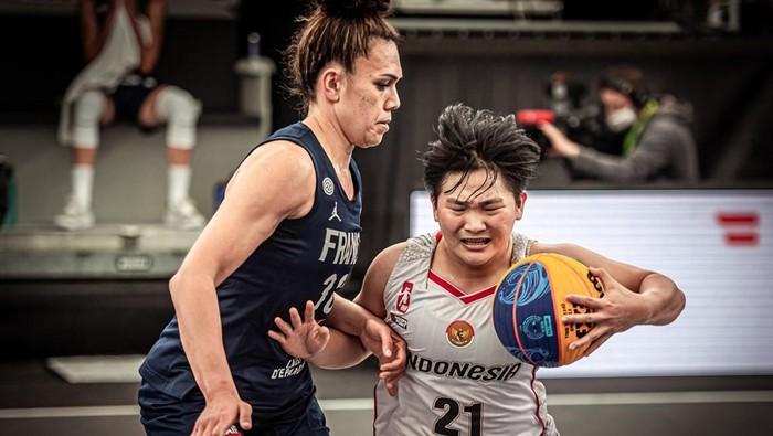 Timnas Basket Putri 3x3