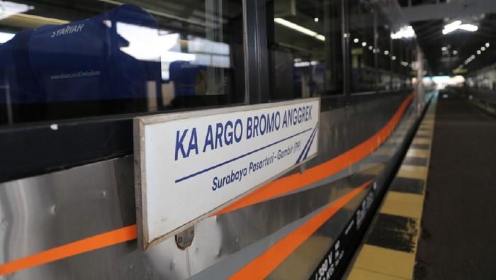 Argo Bromo Anggrek