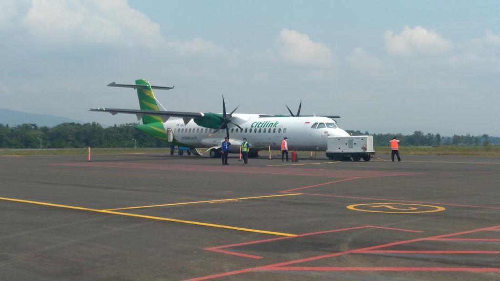 Pemkab Janji Bangun Infrastruktur Pendukung Bandara Purbalingga