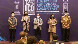 Tata Kelola Perusahaan BRI Dapat Penghargaan Best Overall dari IICD
