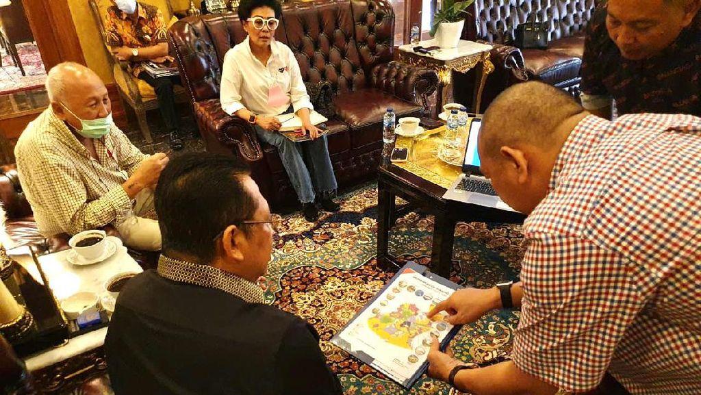 Bamsoet Harap Sport Tourism di Tanjung Lesung Tingkatkan PAD Banten