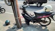Pasutri di Blitar Tewas Setelah Motor yang Ditumpangi Tabrak Tiang Listrik