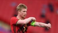 Denmark Vs Belgia: Kevin De Bruyne Sudah Bisa Main