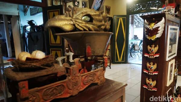 Menyoal tujuan utama mendirikan rumah Garuda, Nanang menyebut untuk menguak sejarah lambang negara yang tidak pernah dikupas secara tuntas. Bahkan, dalam mata pelajaran sejarah jarang yang membahas bagaimana munculnya lambang tersebut.