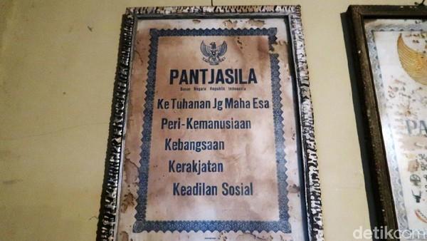 Rumah Garuda untuk mengedukasi masyarakat akan makna dan siapa pencetus lambang Garuda Pancasila.