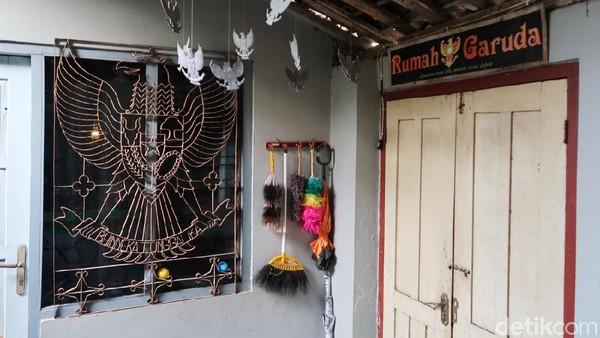 Inisiator Rumah Garuda di Bantul ini adalah Nanang Rachmat Hidayat.