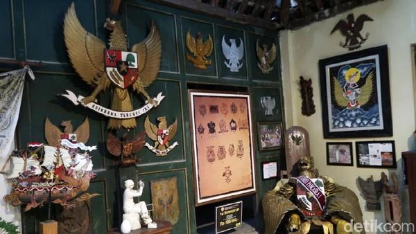Rumah Garuda didirikan pada 17 Agustus 2011.