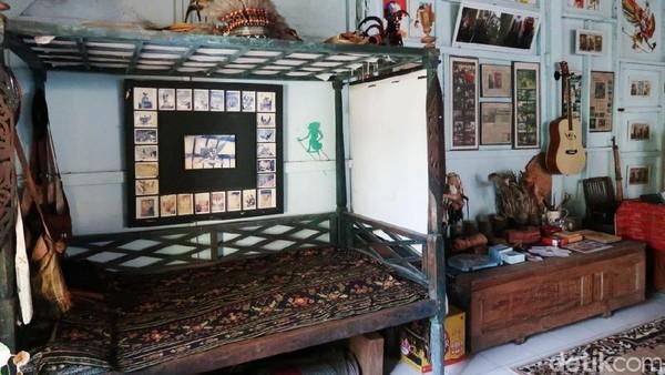 Rumah tersebut bertujuan untuk mengedukasi masyarakat akan sejarah dan asal usul lambang Negara Indonesia.