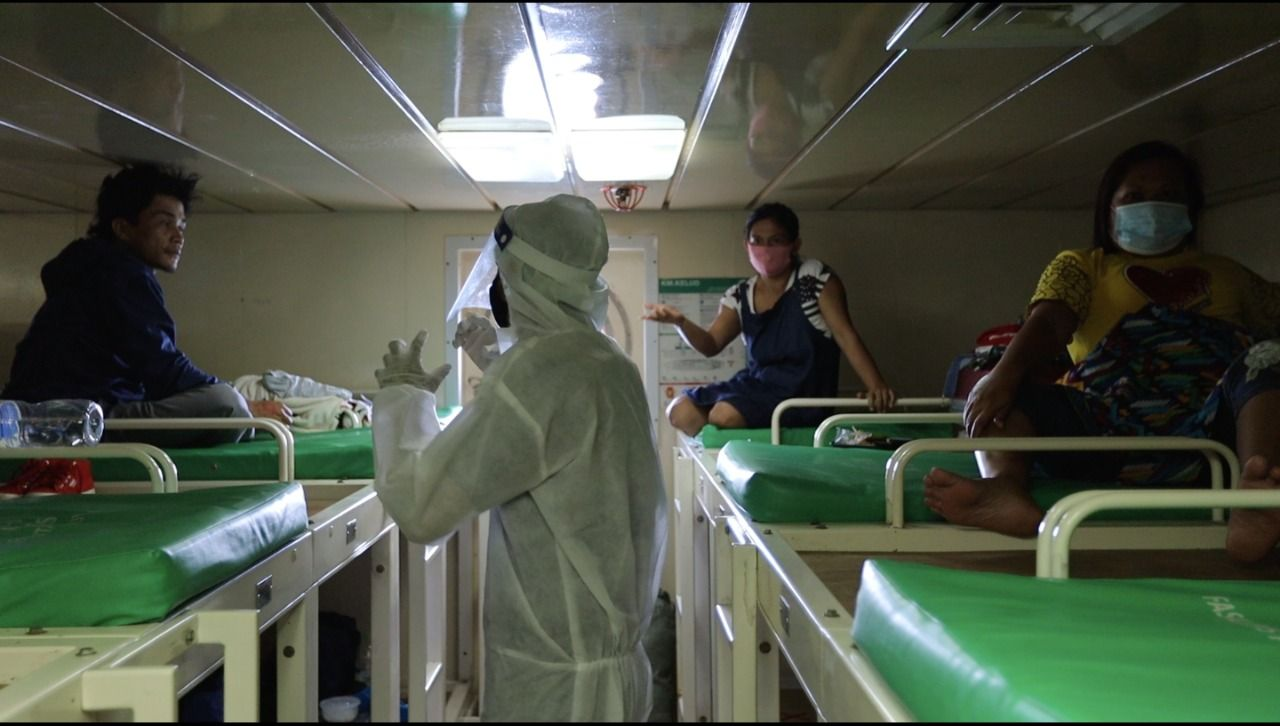 Pelni terus memberikan pelayanan terbaiknya dengan menerapkan prokes ketat pada penumpang dan krunya demi berikan kenyamanan dan keamanan selama berlayar.
