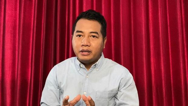 Pengamat politik dari Universitas Islam Negeri (UIN) Syarif Hidayatullah, Adi Prayitno (Dok Adi Prayitno)