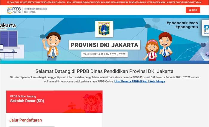 PPDB Jakarta