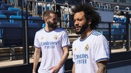 Ini Dia Seragam Kandang Real Madrid Musim Depan