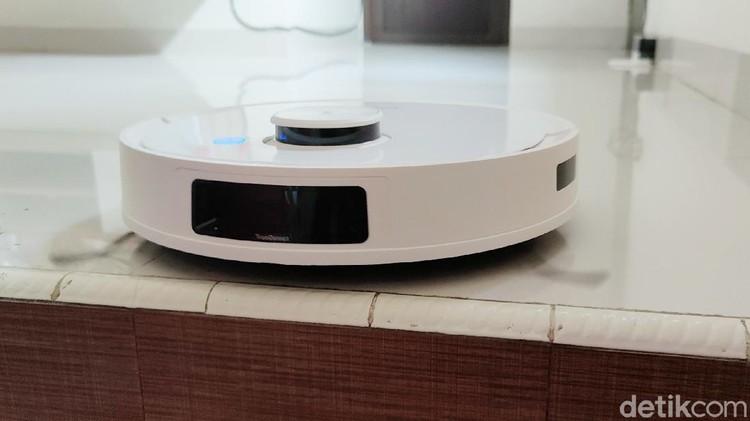 Review Robot Deebot T9, robot pembersih lantai rumah