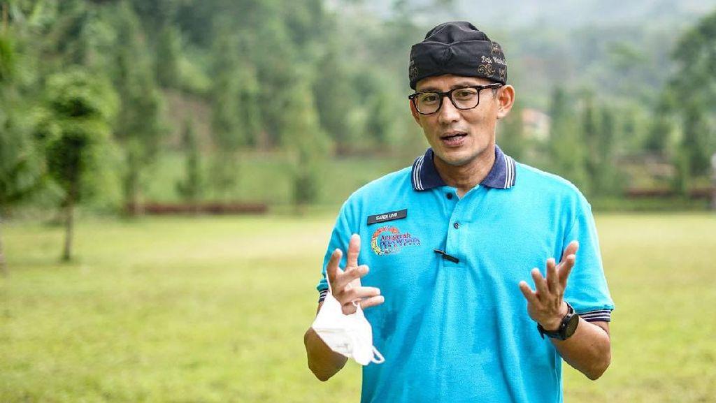 Sandiaga Uno: 4.000 Restoran Indonesia Akan Go International!