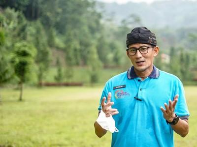 Pengembangan TN Komodo Dapat Penolakan, Sandiaga: Negosiasi Terus Dijalankan