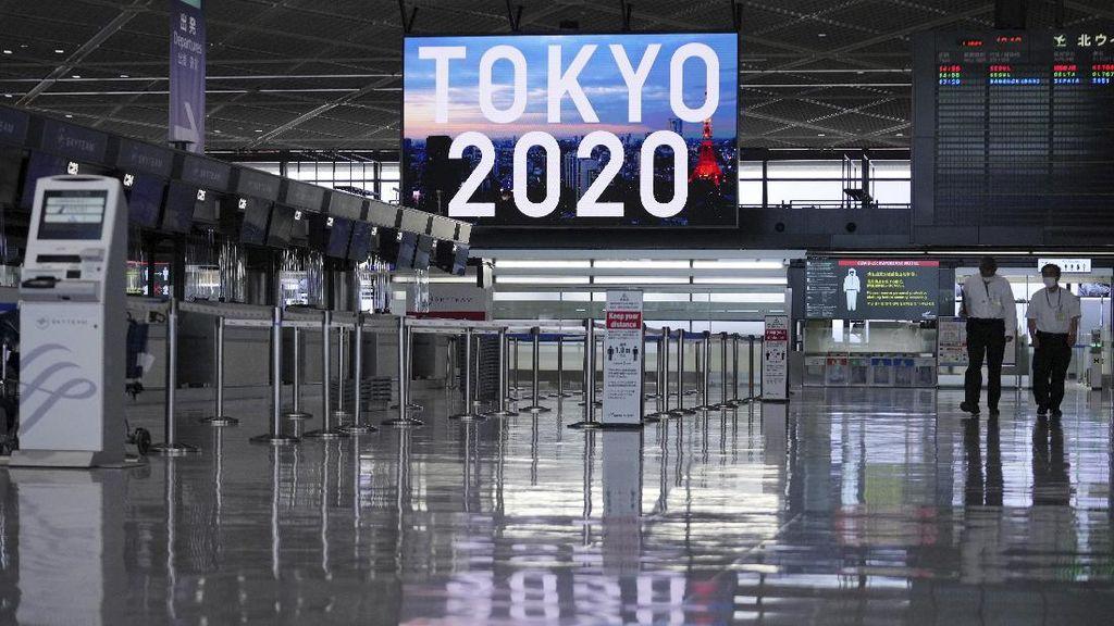 Sepinya Bandara Jepang di Tengah Status Darurat Corona
