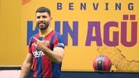 Pindah ke Barcelona, Sergio Aguero Langsung Beli Mobil Sport Baru