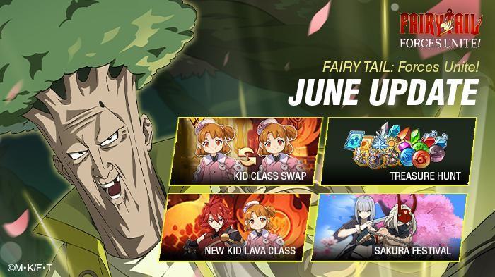 Update Fairy Tail: Forces Unite! Hadirkan Fitur-Fitur Keren