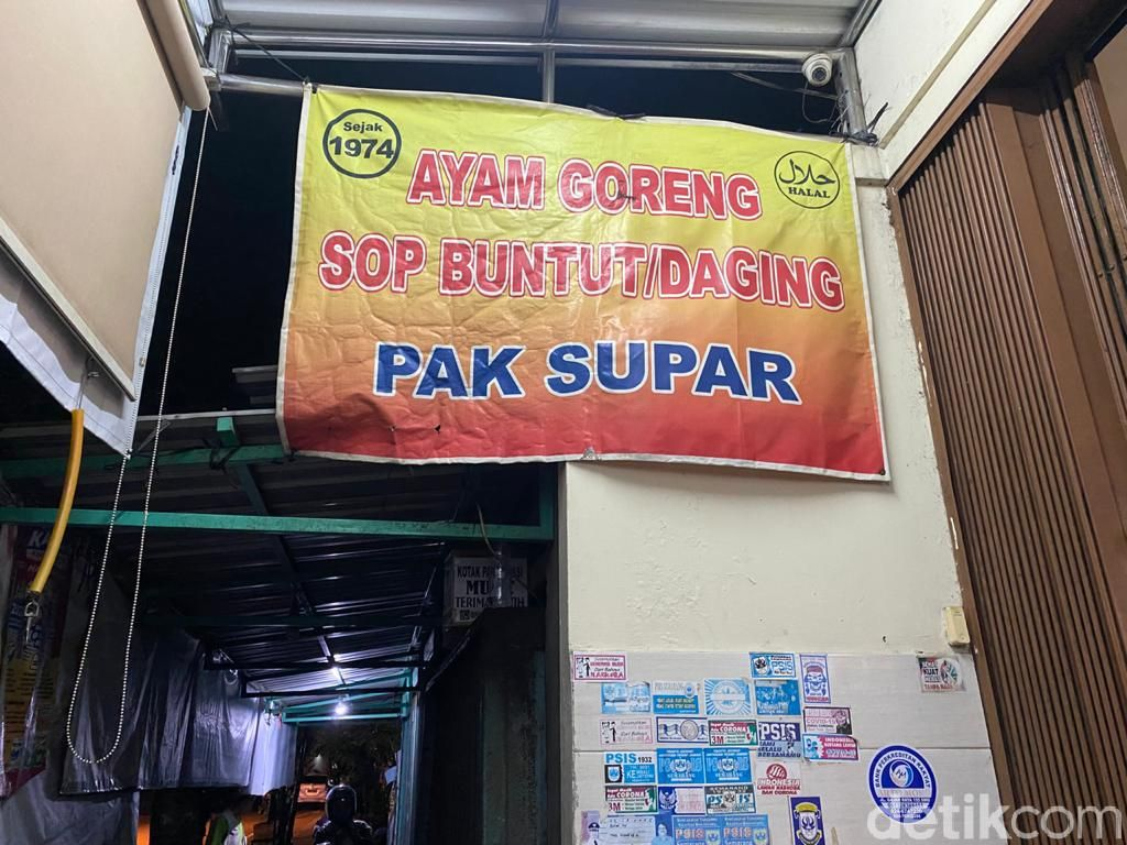 Ayam Goreng Pak Supar Semarang