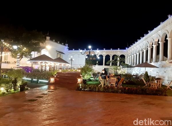Benteng Hock merupakan Bangunan Cagar Budaya (BCB) milik Satlantas Polres Salatiga.