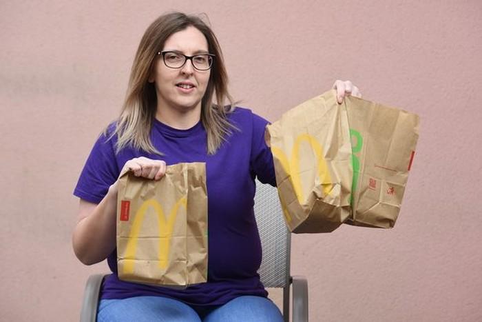 Berhenti Makan Junk Food, Berat Badan Wanita Ini Turun 87 Kilogram!