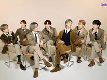 BTS Kembali Incar Grammy usai Rilis Permission to Dance