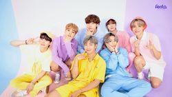 BTS Dominasi Chart Billboard dengan Permission to Dance