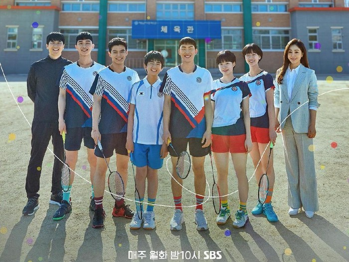 Drama Korea Racket Boys