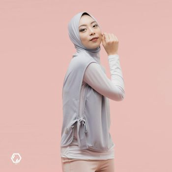 Hijab olahraga dari REYD | Hijab Sport.