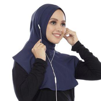 Hijab olahraga dari Tripadma.