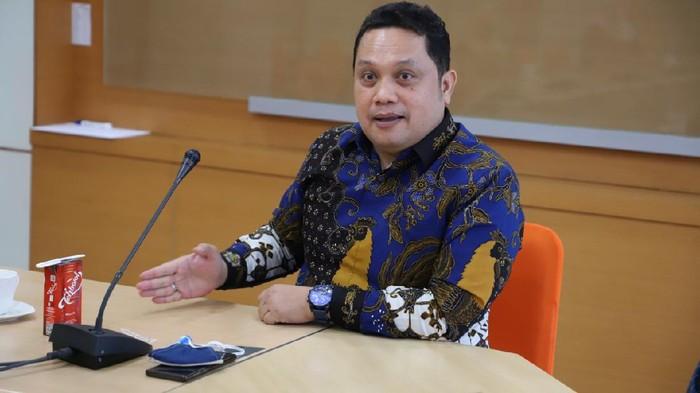 Kepala Biro Humas Kemnaker, Chairul Fadhly Harahap