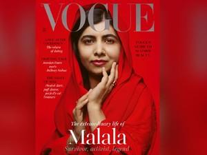Dulu Ditembak Taliban, Malala Yousafzai Kini Jadi Model Vogue