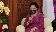 Megawati Klaim Dirikan BMKG-BNPB-BNN-KPK, Benarkah?