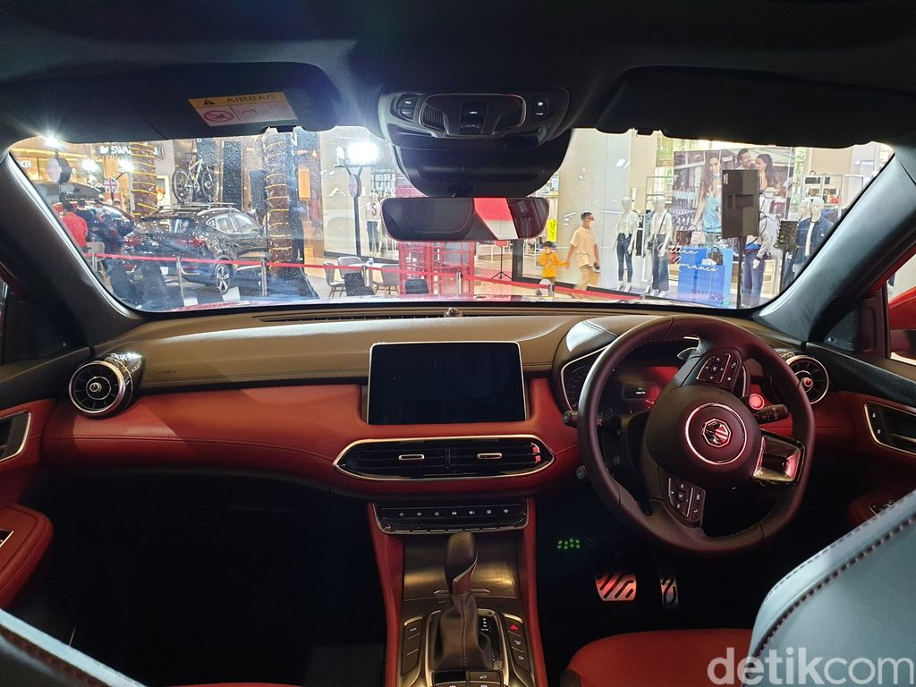 MG HS i-Smart resmi meluncur di Indonesia.