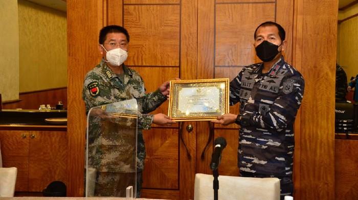 Operasi Salvage KRI Nanggala-402 Selesai, TNI AL Berterimakasih ke AL China