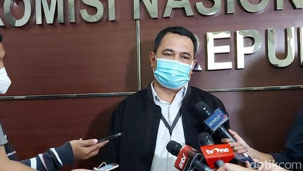 Pegawai KPK, Harun Al Rasyid