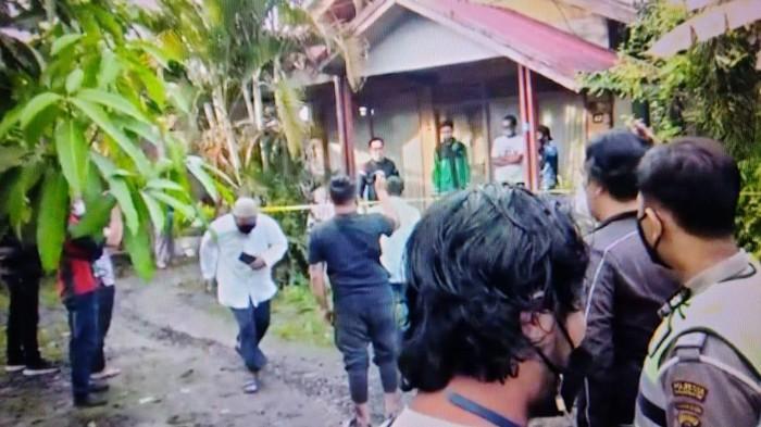 Pembunuhan sadis perempuan bikin geger warga Banjarmasin, Kalsel (dok Istimewa)