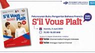 Penerbit Erlangga Rilis Buku Pengantar Bahasa Prancis buat Siswa SMK