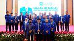 Potret Halal Bihalal PAN di DPR