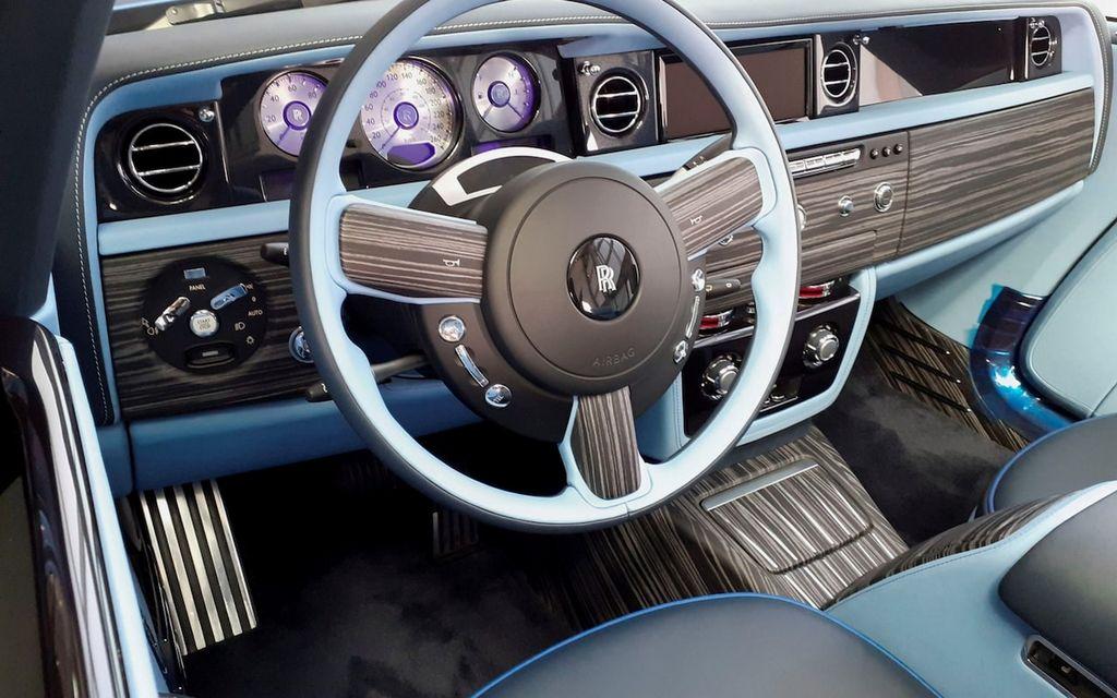 Rolls-Royce-Boat-Tail hanya ada 3 unit di dunia.