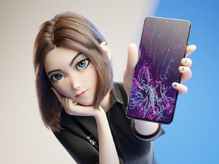 Asisten virtual Samsung Sam viral di media sosial