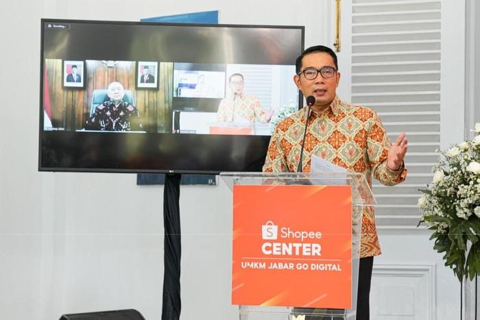 Shopee akan mendirikan Shopee Village Centre untuk membantu UMKM di desa-desa Jawa Barat mengoptimalkan channel digital.