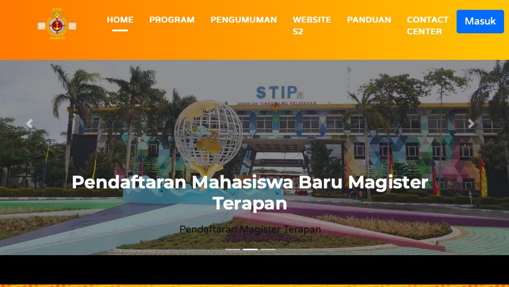 Pertama di Indonesia, Prodi Baru S2 Vokasi Pelayaran STIP Kemenhub