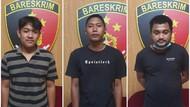 7 Pria di Bali Keroyok Driver Ojol Gegara Tersinggung Dilihati