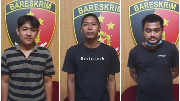 Tiga orang pengeroyok ojol di Kuta Bali ditangkap. Empat orang pelaku lain masih dikejar (dok Istimewa)