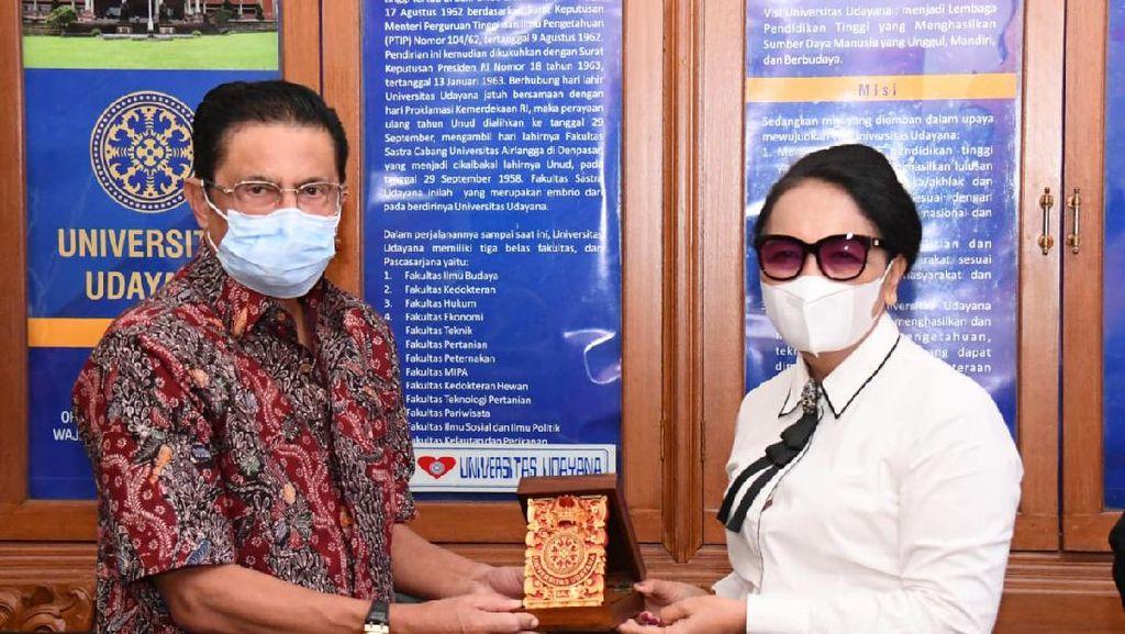 Waket MPR Dorong Penerbangan Internasional ke Bali Dibuka, Asal...