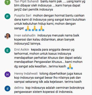 Youtube DPR soal Indosurya