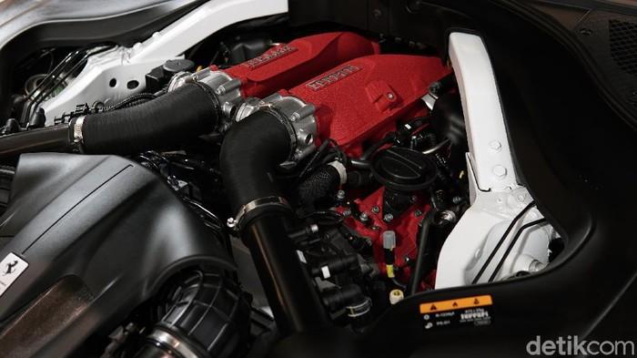Ferrari Indonesia meluncurkan Ferrari Portofino M di dealer Ferrari Jakarta, Kamis (03/06/21). Penasaran?